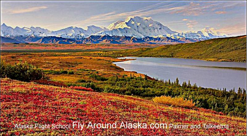 Alaska flight schools