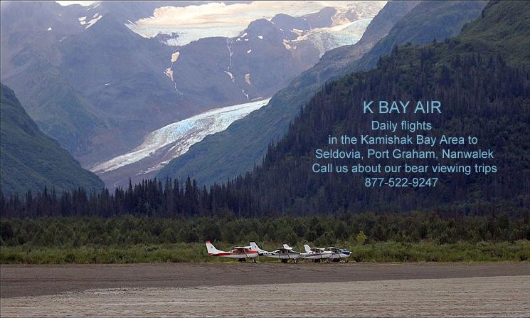 Alaska scenic air tours - flightseeing - flight tours
